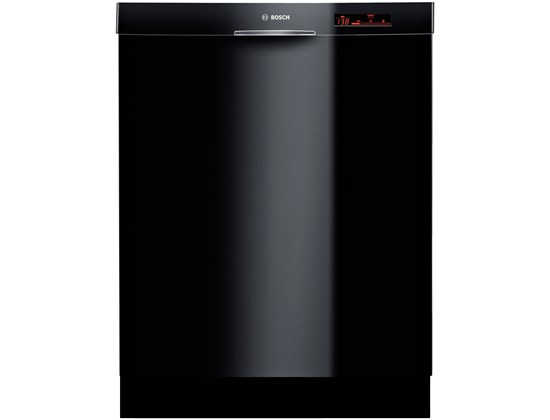 24 '' Recessed Handle Dishwasher 800 Series- Black SHE68R56UC