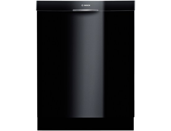 24 '' Recessed Handle Dishwasher 500 Series- Black SHE55R56UC