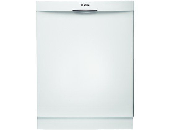 24 '' Recessed Handle Dishwasher 300 Series- White