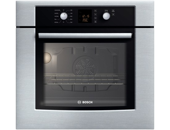 "Bosch 30"" Single Wall Oven 300 Series - Stainless Steel"