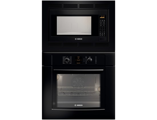 "Bosch 30"" Combination Wall Oven 500 Series - Black"