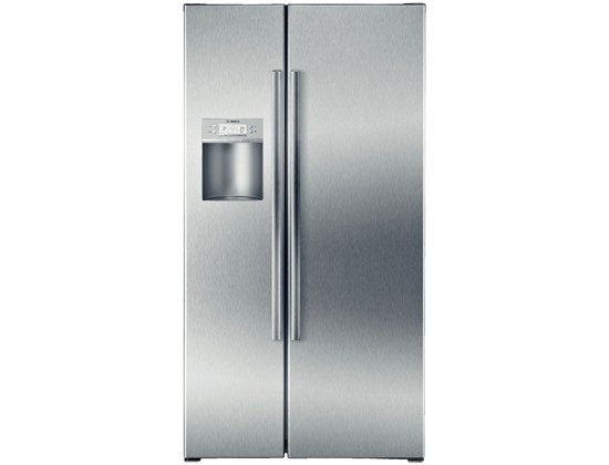 36'' Counter Depth Side-by-Side Refrigerator 500 Series - Stainless Steel