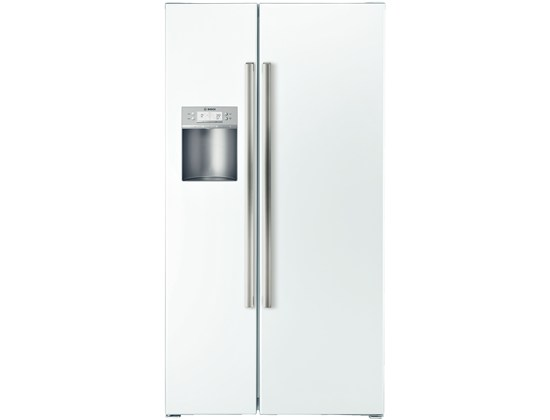 36'' Counter-Depth Side-by-Side Refrigerator 500 Series - White