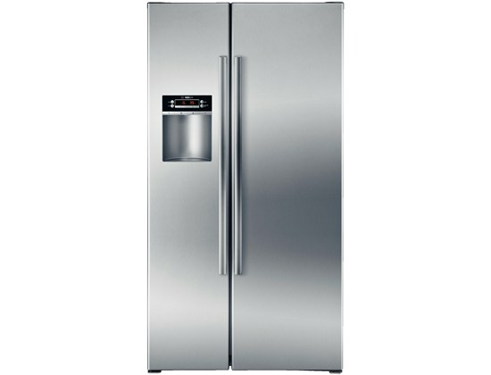 36'' Counter Depth Side-by-Side Refrigerator 300 Series - Stainless Steel