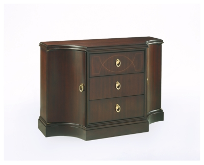 Ashley Curio Cabinet Base