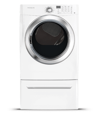 7.0 Cu. Ft Gas Dryer featuring Ready Steam