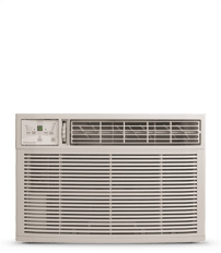 8,000 Window-Mounted Slide-Out Chassis Air Conditioner