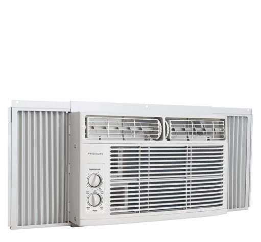 Model: FFRA0611Q1 | Frigidaire 6,000 BTU Window-Mounted Room Air Conditioner
