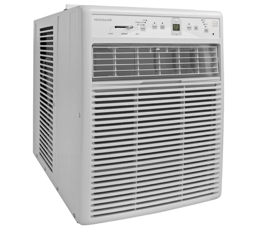 Model: FFRS0833Q1 | Frigidaire 8,000 BTU  Window-Mounted Slider / Casement Air Conditioner