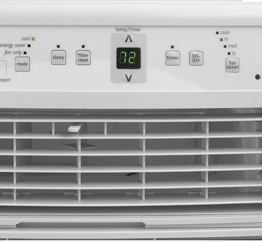 Model: FFRS1022Q1 | Frigidaire 10,000 BTU Window-Mounted Slider / Casement Air Conditioner