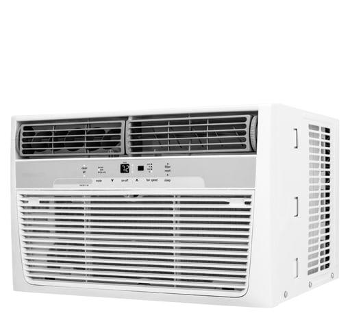 Model: FFRC0833R1 | Frigidaire 8,000 BTU Smart Room Air Conditioner with Wifi Control