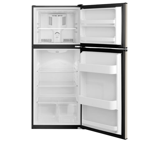 Frigidaire - FFTR1222QM - 12 Cu. Ft. Top Freezer Apartment-Size ...