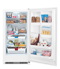 16.6 Cu. Ft. 2-in-1 Upright Freezer or Refrigerator