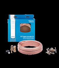 Frigidaire 20' Copper Refrigerator Waterline Kit, Non-Self Tapping