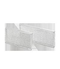 "Frigidaire 8"" x 3.75"" Aluminum Range Hood Filter, 2 Pack"