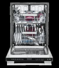 "Frigidaire 24"" Built-In Dishwasher"