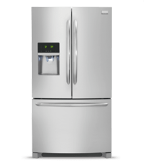 22.6 Cu. Ft. French Door Counter-Depth Refrigerator