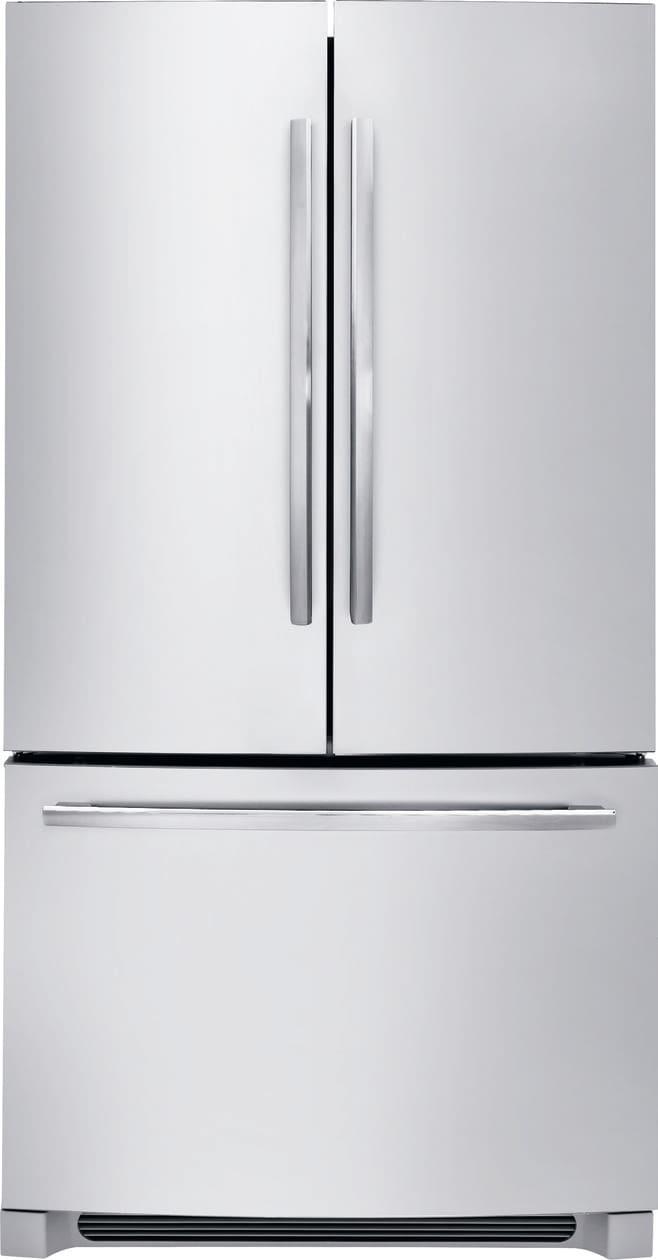 27.6 Cu. Ft. French Door Standard-Depth Refrigerator