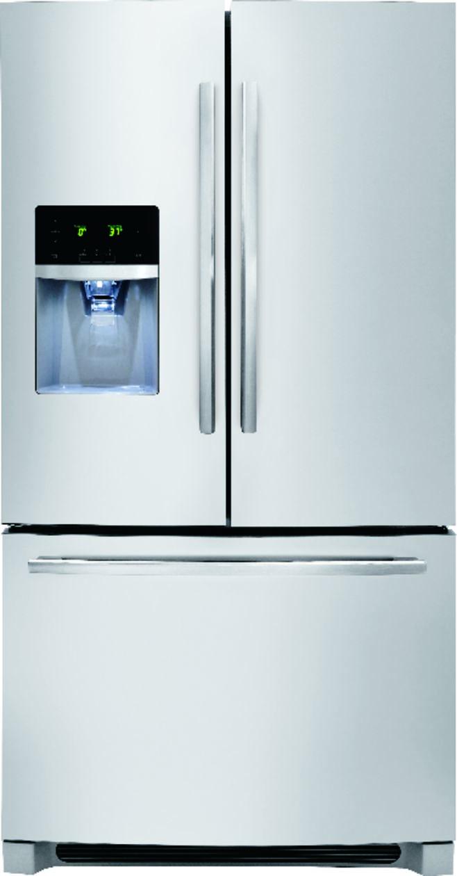 27.2 Cu. Ft. French Door Standard-Depth Refrigerator