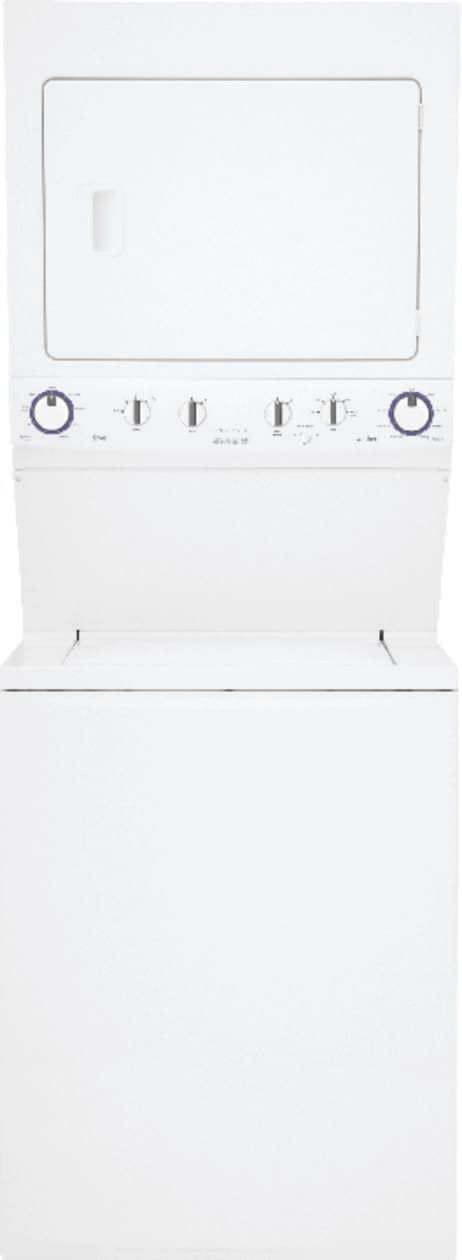 Gas Washer/Dryer High Efficiency Laundry Center