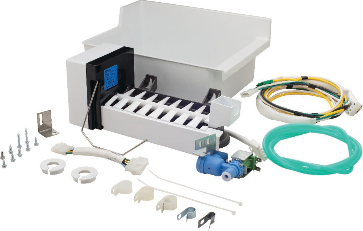 Top Mount Refrigerator Ice Maker Kit