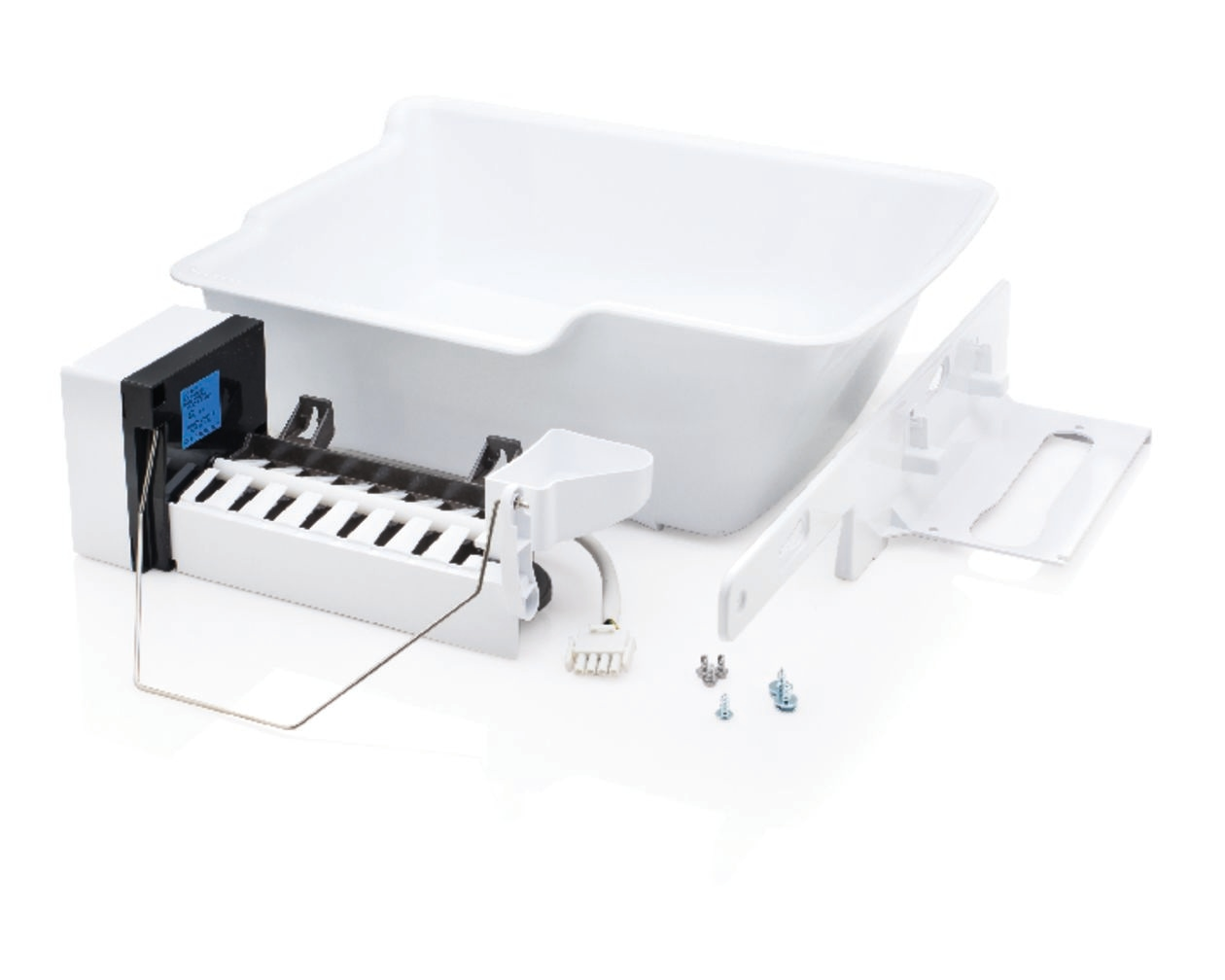 French Door Bottom Mount Ice Maker Kit, Standard-Depth