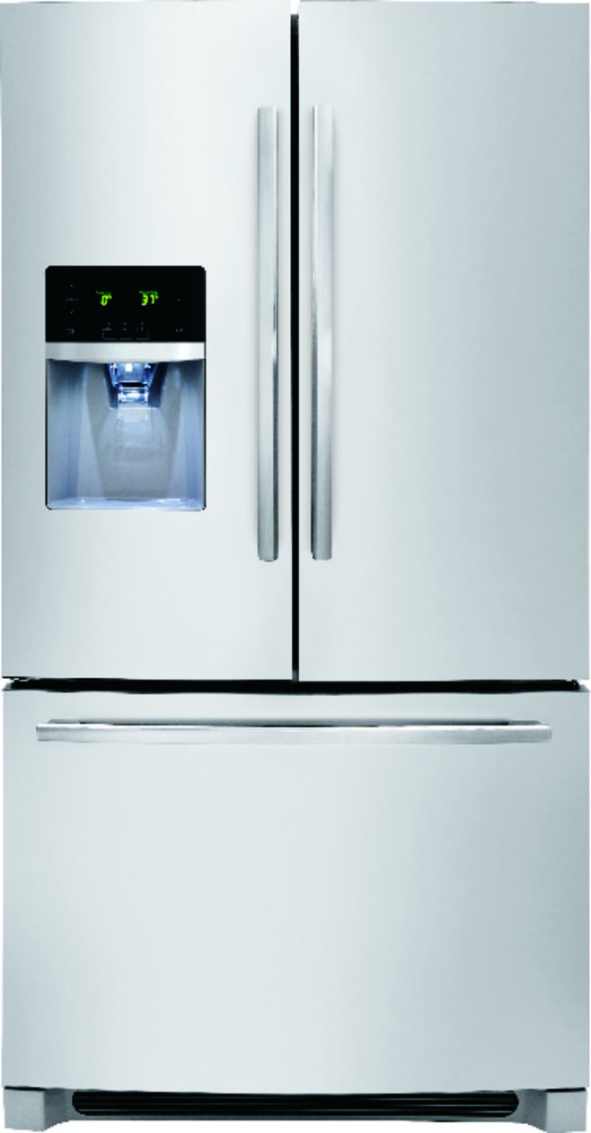 27.2 Cu. Ft. French Door Standard-Depth Refrigerator