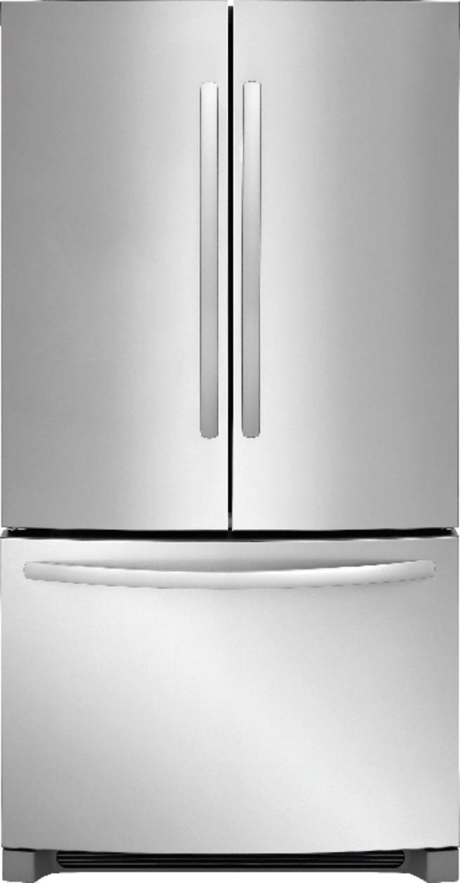 22.4 Cu. Ft. French Door Counter-Depth Refrigerator