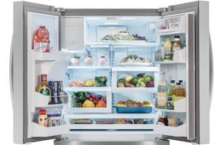 21.9 Cu. Ft. Counter-Depth French Door Refrigerator