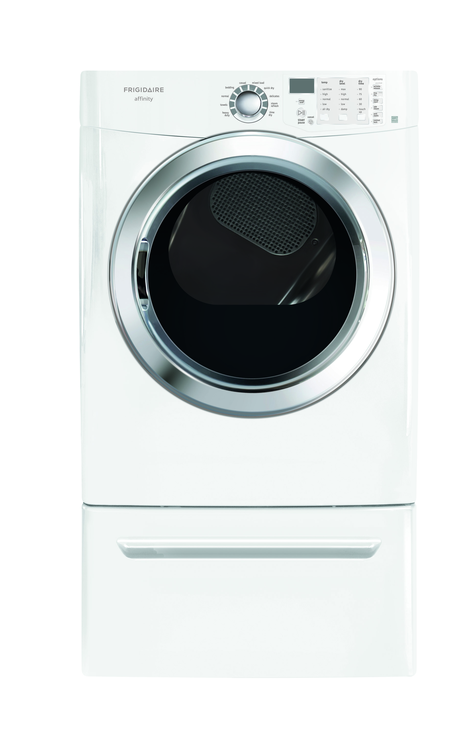 3.9 Cu.Ft Front Load Washer