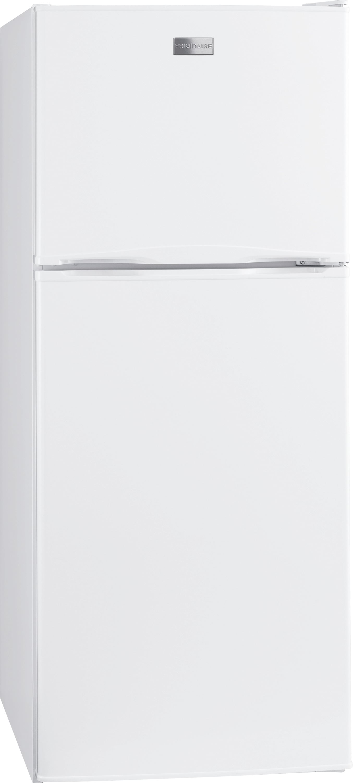 Frigidaire - FFTR1222QW - 12 Cu. Ft. Top Freezer Apartment-Size ...