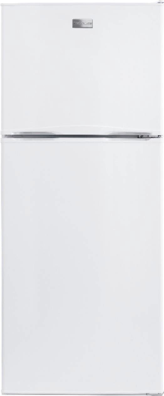 Frigidaire - FFTR1022QW - 9.9 Cu. Ft. Top Freezer Apartment-Size ...