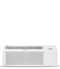 PTAC unit with Heat Pump and Electric Heat backup 9,000 BTU 208/230V with Corrosion Guard and Dry Mode