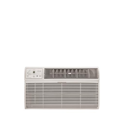10,000 BTU Built-In Room Air Conditioner with Supplemental Heat