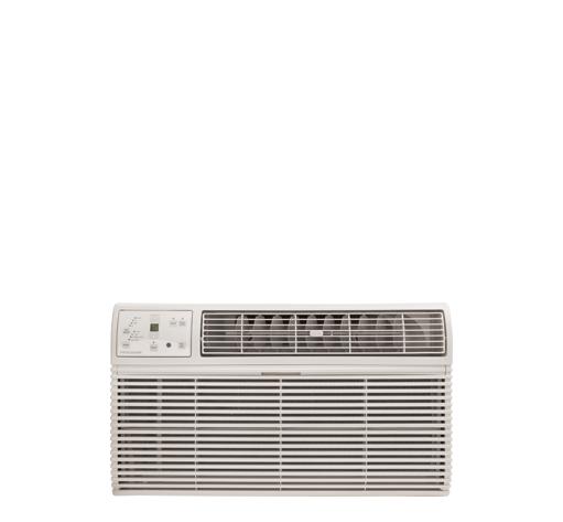 12,000 BTU Built-In Room Air Conditioner with Supplemental Heat