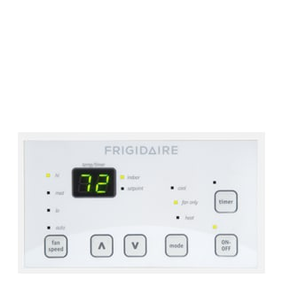 PTAC unit with Electric Heat 7,700 BTU 208/230V without Seacoast Protection