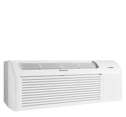 PTAC unit with Heat Pump 9,000 BTU 208/230V without Seacoast Protection