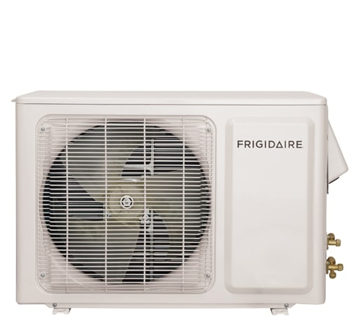 Ductless Split Air Conditioner with Heat Pump 9,000 BTU 115V