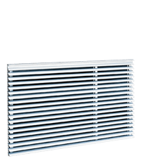 Architectural Grille Through The Wall Air Conditioner