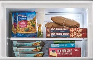 Custom-Flex™ 20.3 Cu. Ft. Top Freezer Refrigerator