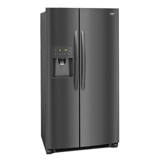 22.2 Cu. Ft. Counter-Depth Side-by-Side Refrigerator