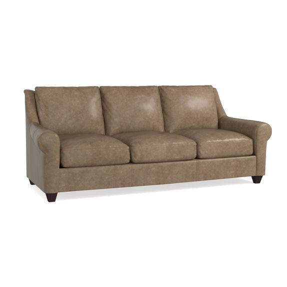 Bassett - 3101-72L - American Casual Ellery Sofa