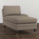 Model: 2126-RLS | Bassett Allister Grande Right Arm Chaise
