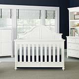 Bassett Nantucket 4 in 1 Convertible Crib