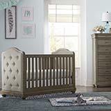 Bassett Parker 3 in 1 Convertible Crib