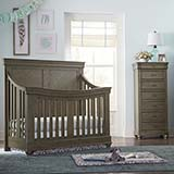 Bassett Parker 4 in 1 Convertible Crib