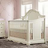 Bassett Addison 4 in 1 Convertible Crib