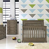 Bassett Grayson 4 in 1 Convertible Crib