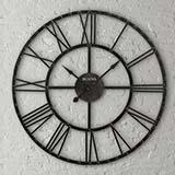 Bassett Jeffrey Clock
