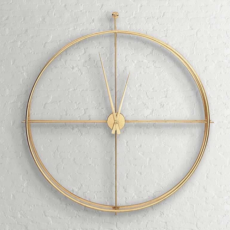 Bassett Urban Clock